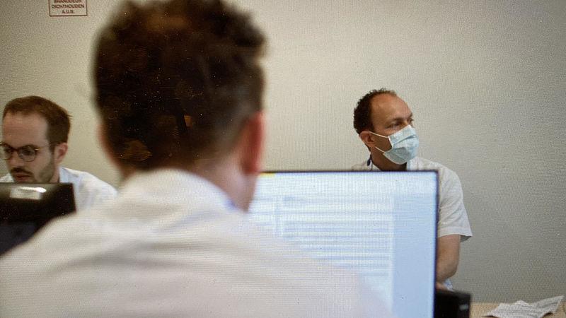Overdracht IC-artsen