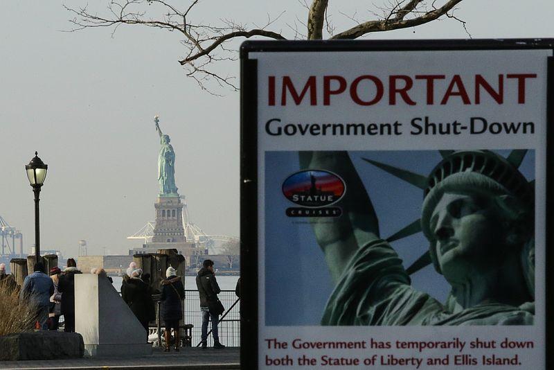 Van shithole naar shutdown: ruzie bij de Amerikaanse overheid