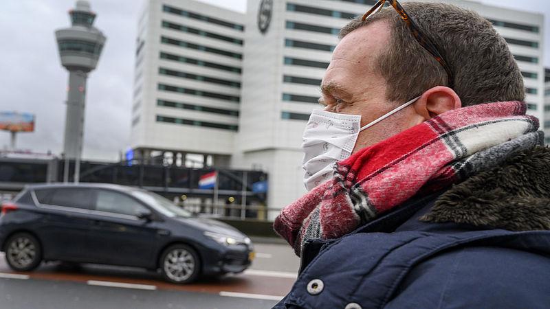 Meerderheid verwacht coronavirus in Nederland, maar weinig mensen maken zich zorgen