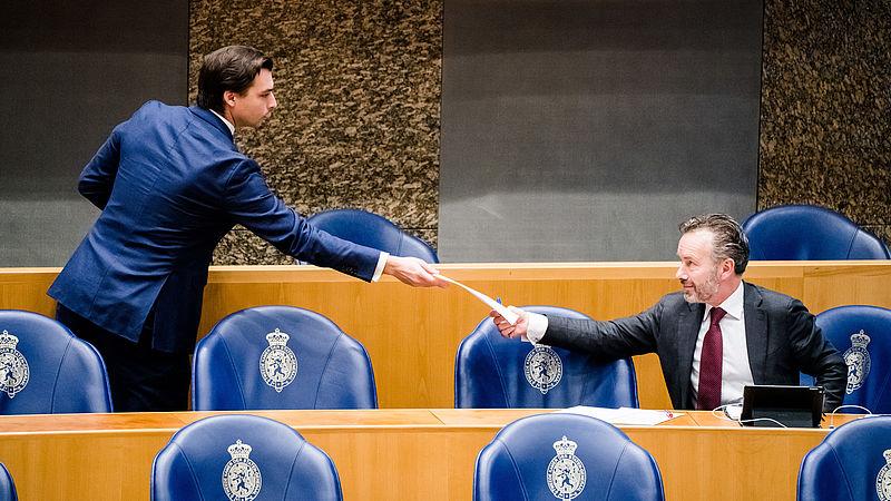 Uit VVD gezette Wybren van Haga sluit zich aan bij Forum voor Democratie: 'Een fantastische partij'
