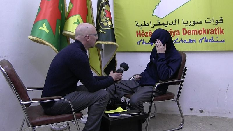 Syriëganger Abdoussalam S.: 'Kalashnikov hing in Raqqa als decoratie aan de muur'