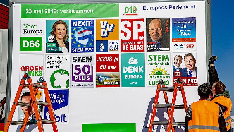 Europa voor dummies: zo werken de Europese verkiezingen