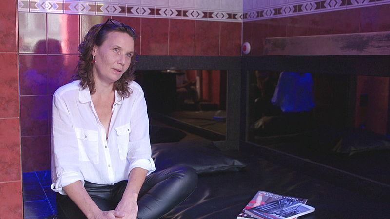 Mariska Majoor, auteur van 'De Wallen, toekomst van ons verleden'
