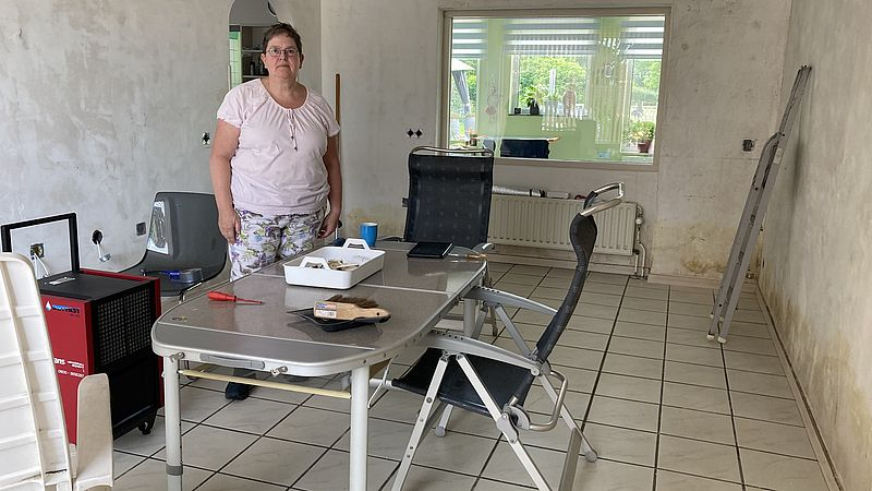 Helene Lindelauf uit Mechelen