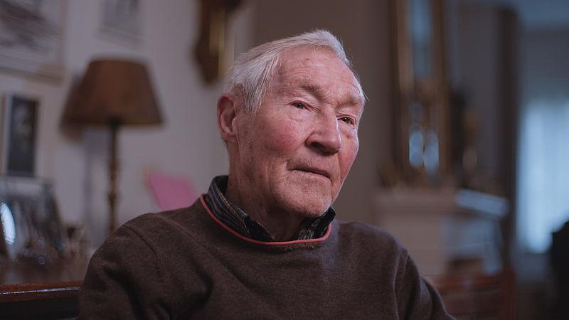 Reinier Paping vertelt over de  Elfstedentocht 1963: 'Hij komt nog wél een keer'