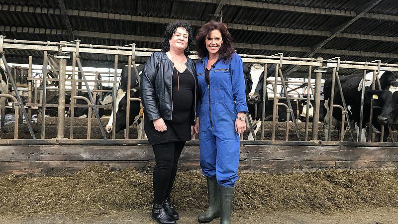 Nynke en Caroline mikken op twee Kamerzetels met nieuwe politieke partij voor de boeren