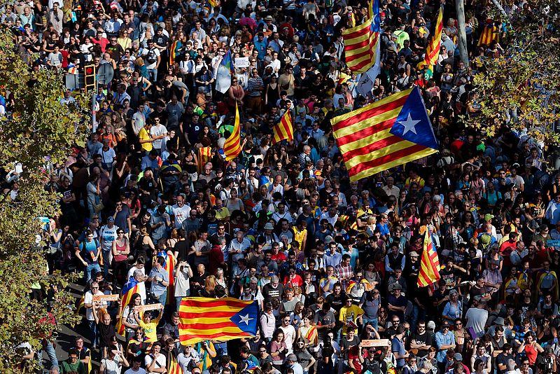 Column Kees Boonman: Barcelona, Brexit en Baudet