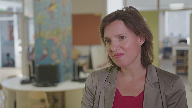Eva Naaijkens, directrice Alan Turingschool