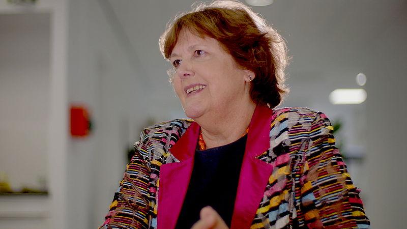Rosa Jansen van Slachtofferhulp