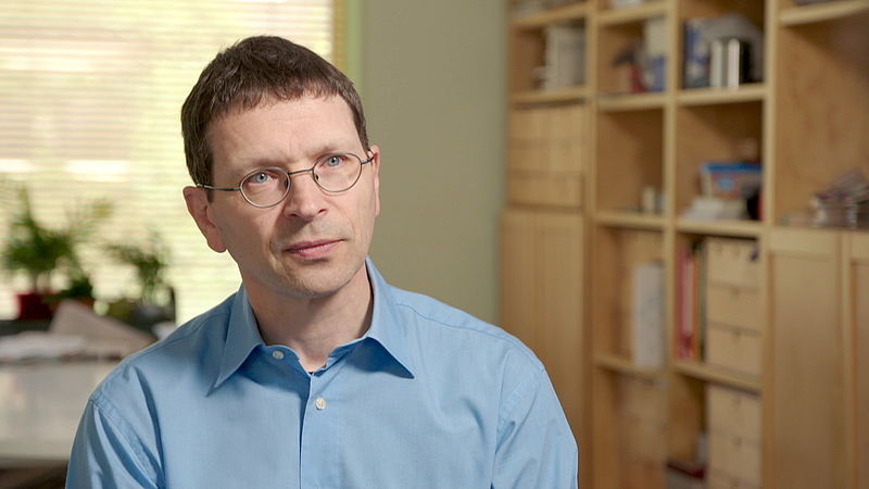 Ivo Bouwmans, onderzoeker TU Delft