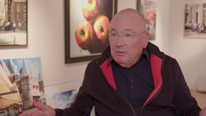 Henk Hofstra vreest dat kunstenaars in de knel komen door nieuwe regelgeving