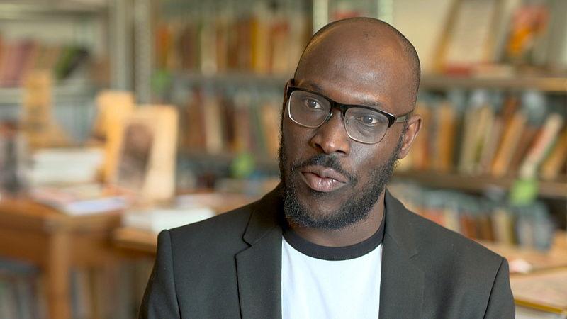 Mitchell Esajas, mede-oprichter Black Archives