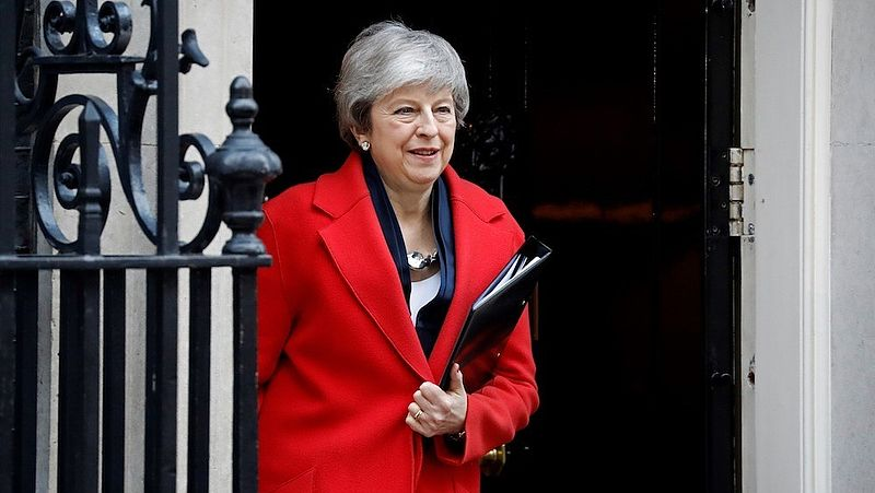 De brexit-strategie van Theresa May uitgelegd