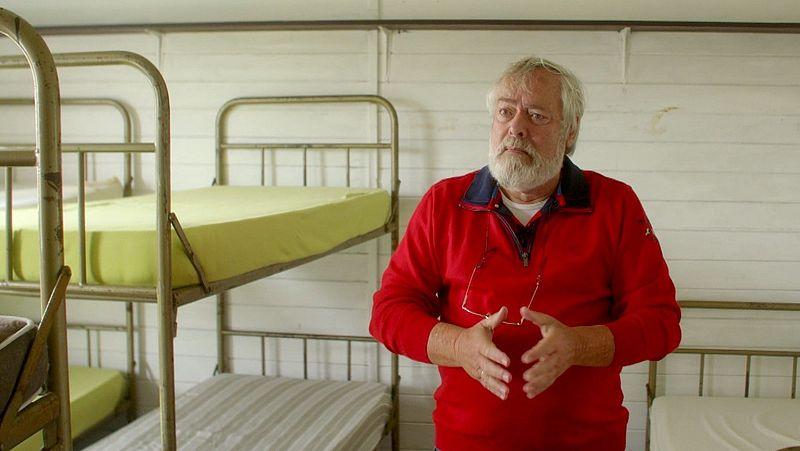 Lion Tokkie deed onderzoek naar de kampen voor werklozen en werkte mee aan de tentoonstelling.