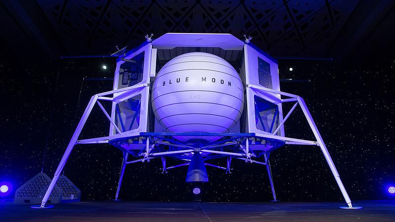Nobelprijswinnaar: 'Plannen maanlanding Amazon veel te optimistisch'