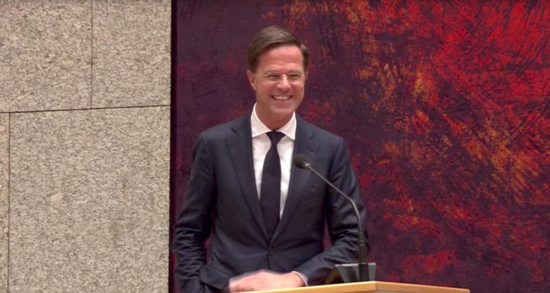 Vrouwenpraat van Rutte en Wilders krijgt kritiek online