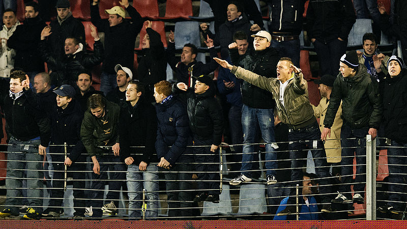Voorzitter FC Den Bosch herziet reactie na racistische uitingen supporters: 'Ik ben enorm geschrokken'