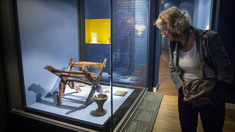 Museum Amsterdam hoopt na 5 jaar op duidelijkheid over kunst en goud uit de Krim