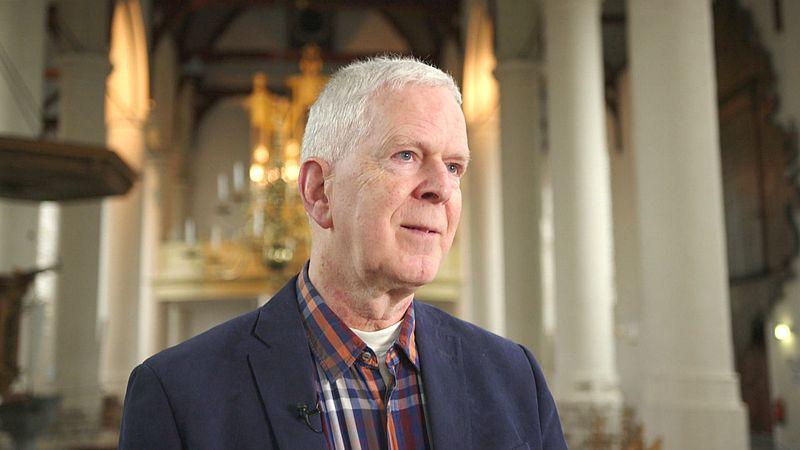 Audioloog Jan de Laat