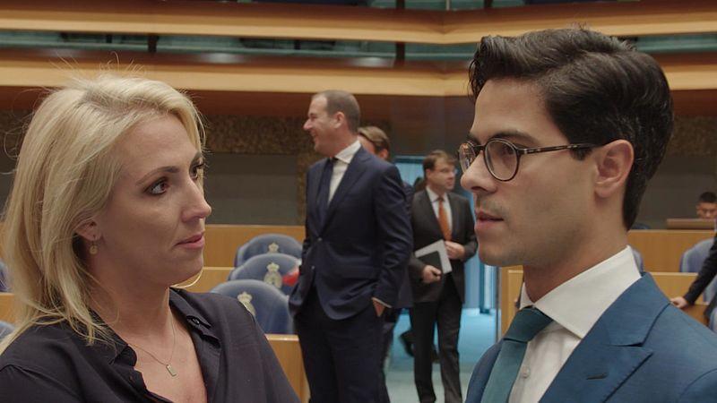 Spannende Beschouwingen voor Jetten (D66) en Marijnissen (SP): 'Iedereen kijkt mee'