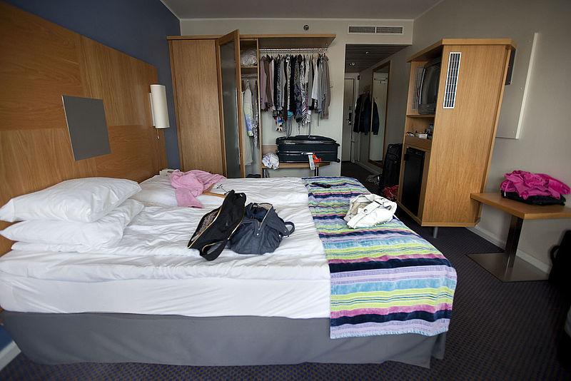 Op vakantie? Dit zijn de 5 vieste dingen in een hotelkamer