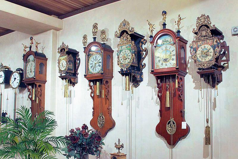 Historische Friese klok verdwijnt in hoog tempo