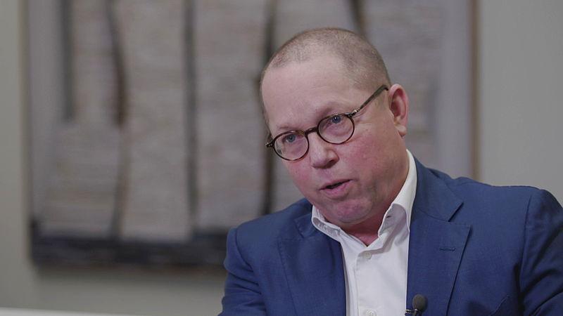 Ger Koopmans was samen met Diederik Samson architect van de PAS-wetgeving