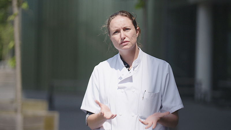 Kinderarts-immunoloog Emmeline Buddingh