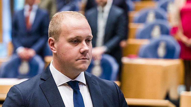VVD-Kamerlid Aartsen blikt terug op bedreigingen na twitterblunder: 'Dat was een kloteweek'
