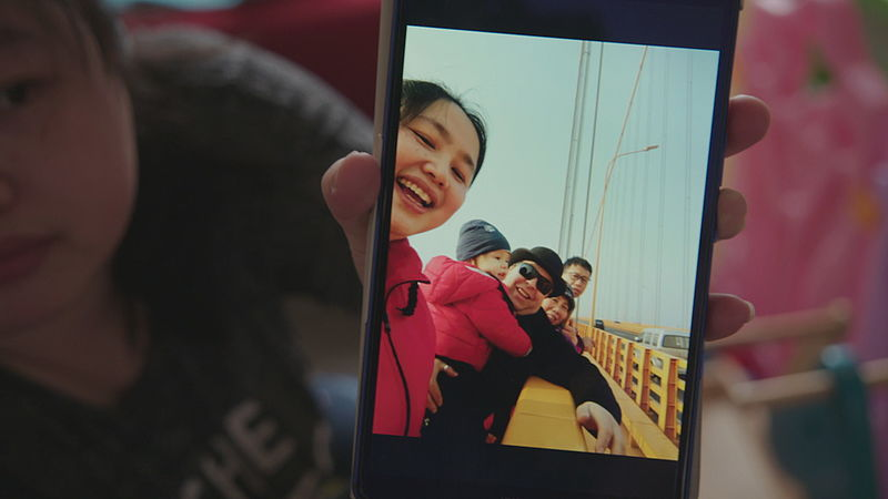 Het gezin in China