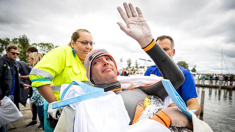 Maarten van der Weijden: held tegen wil en dank