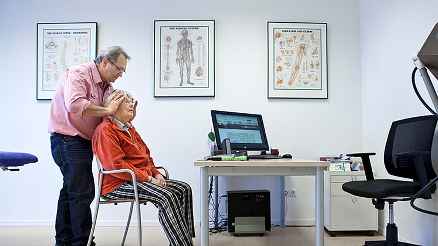 Fysiotherapeuten zijn zorgverzekeraars zat