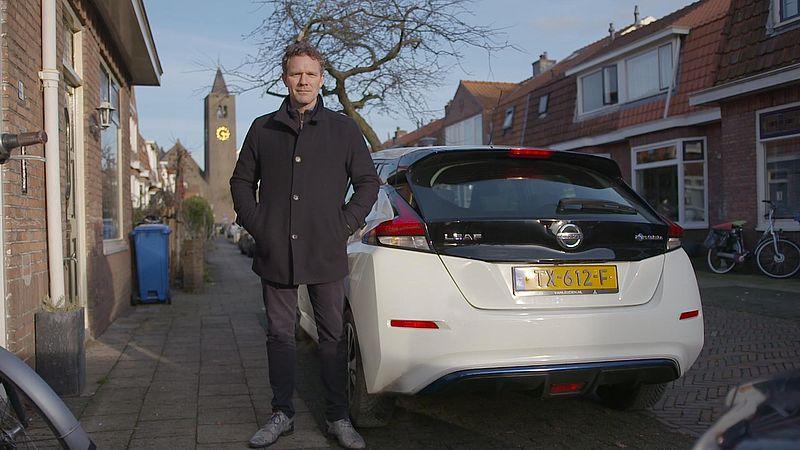 Ruzies over laadpaal voor elektrische auto: 'Mensen moeten er aan wennen'