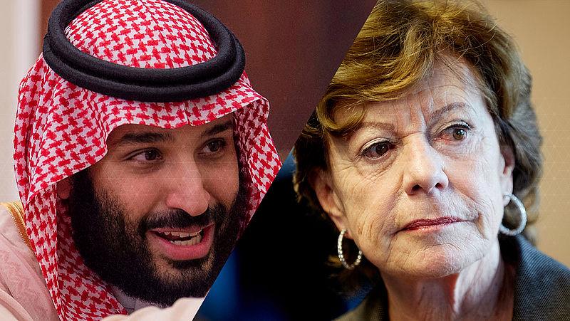 Neelie Kroes commissaris bij megaproject van omstreden Saoedische kroonprins