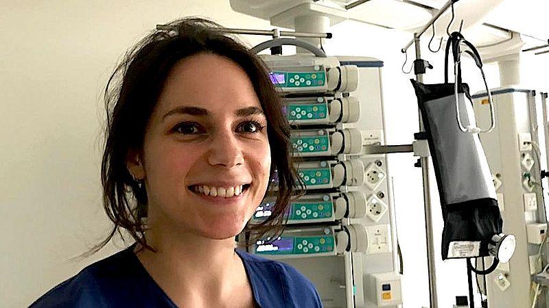 Andrea Esmeijer is verpleegkundige in het VUmc