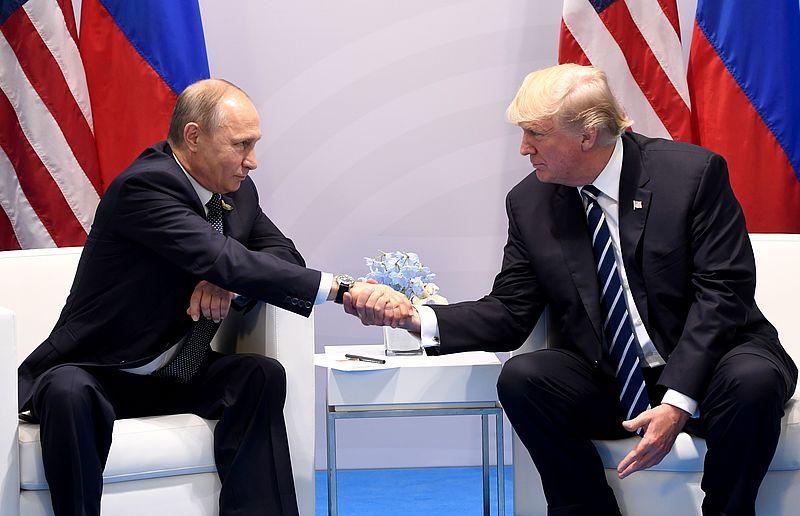 Door Russische ogen: één jaar Trump