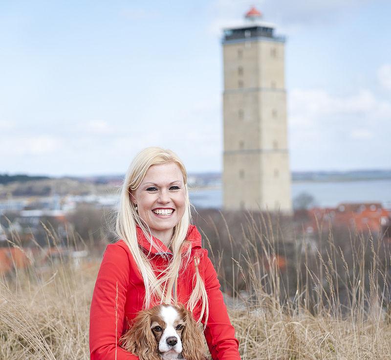 Vuurtorenwachter Nicolette van Berkel ontving seksistische mailtjes van collega's