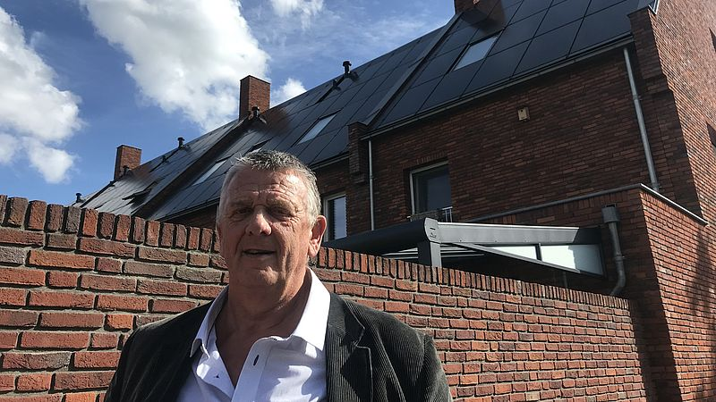 Bram Stoop, fractievoorzitter Hart voor Delft