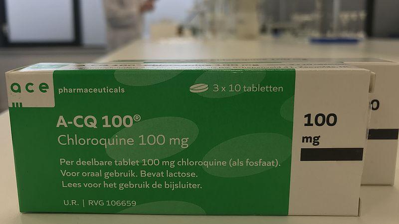 Medicijn uit Zeewolde nu onderdeel van voorlopig behandeladvies coronavirus