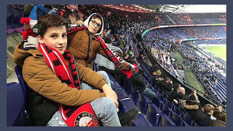 Feyenoord-Fortuna Sittard