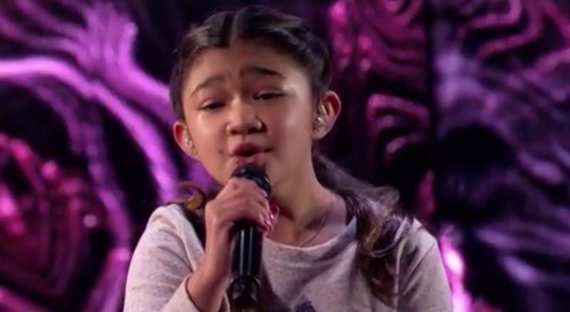 Ongelooflijk! Dit meisje haalt de hoogste noten in David Guetta-hit