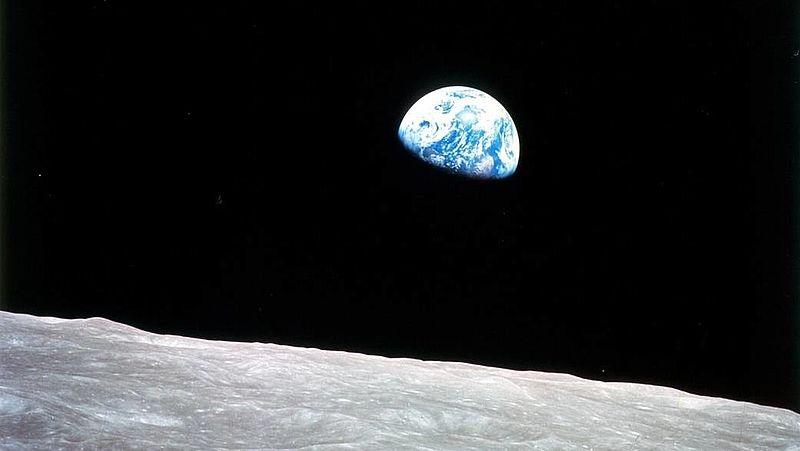 Earthrise: de iconische foto van Bill Anders