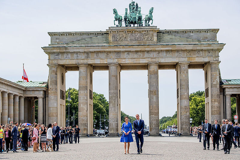 Het 'leuke Duitsland' is opeens een machtig land