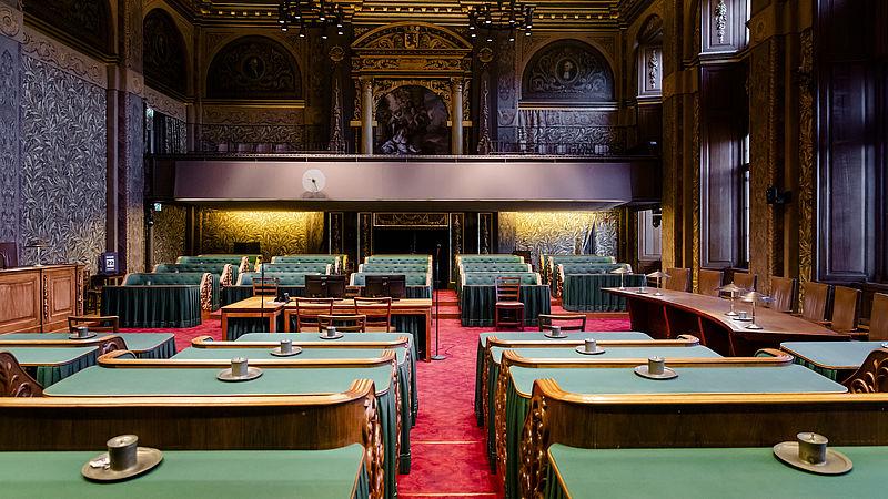 Mogen Kamerleden vanuit huis vergaderen? 'De Grondwet is van voor de digitale mogelijkheden'