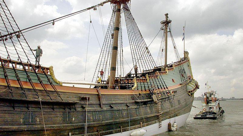 Nederland wil helpen bij berging 372 jaar oud VOC-schip