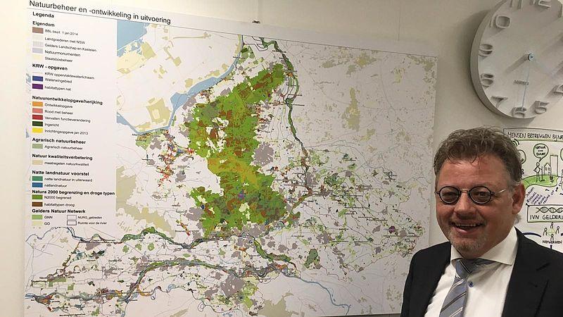 Peter Drenth, gedeputeerde Provincie Gelderland