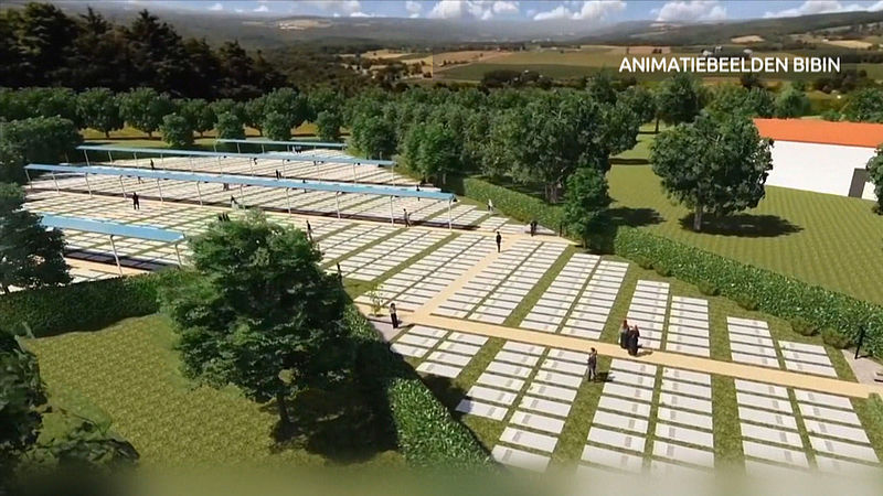 Moslimbegraafplaats Laren