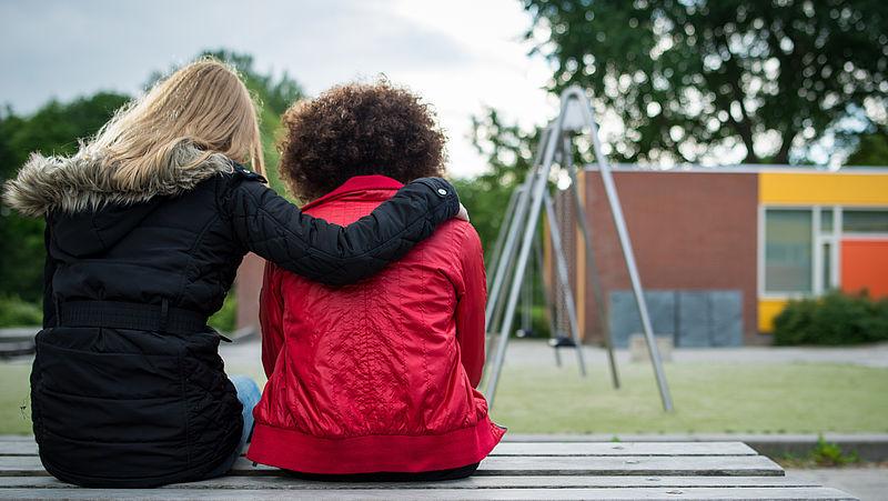 Ruim helft jonge mensen met psychische klachten durft er niet over te praten