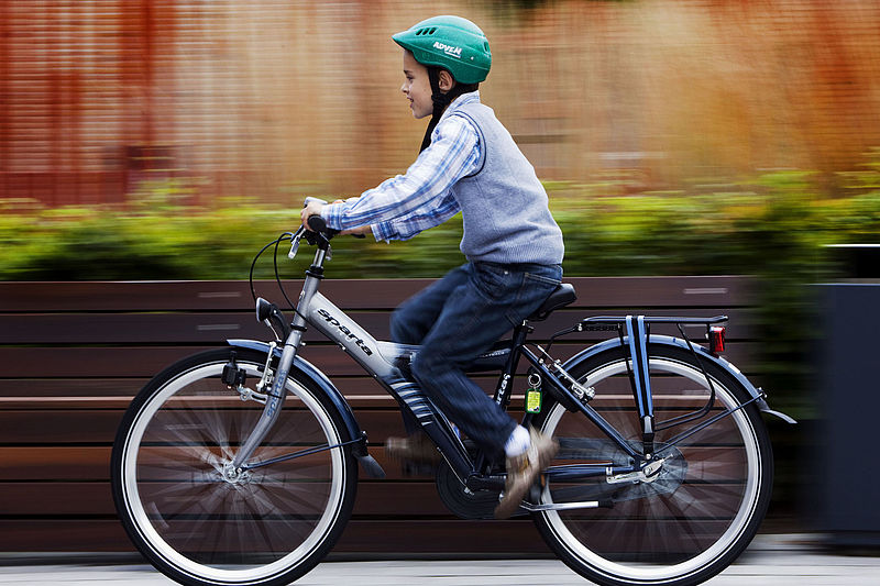'Nederlanders willen geen fietshelm op!'