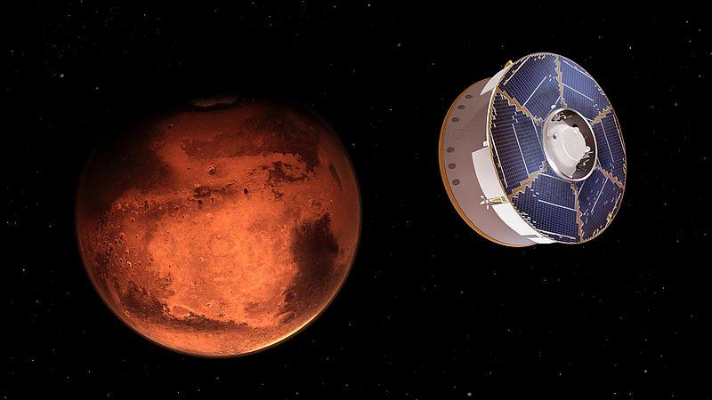 Hoe de Amerikanen richting Mars zullen vliegen